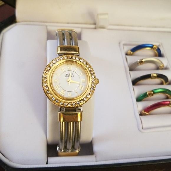 3e4774d13cf Anne Klein Accessories - Anne Klein interchangeable face watch
